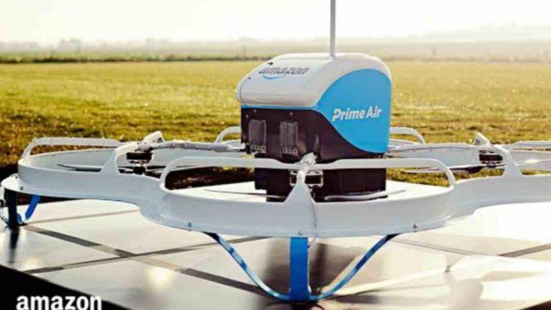 Amazon Prime Air: Prime Air Delivery Drones