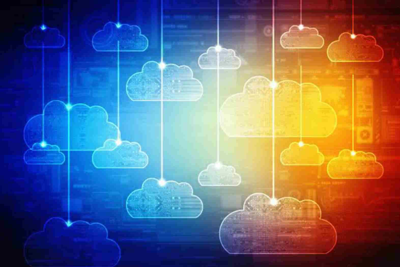 Cloud Hosting (Computing), new technology to store data on servers
