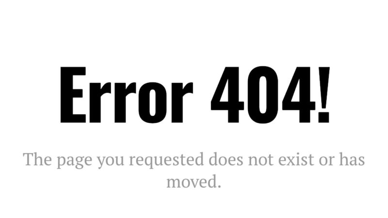 What is HTTP 404 error means & How to fix 404 error