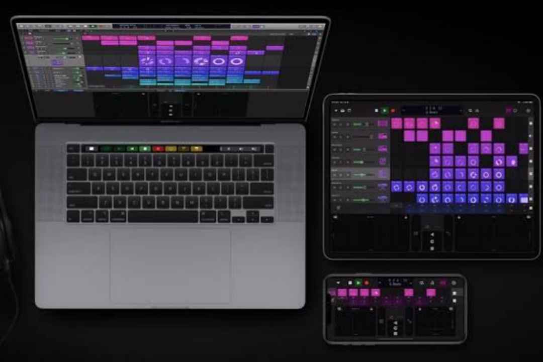 Apple Logic Pro X gets a big update, Live Loops, beat sequencer