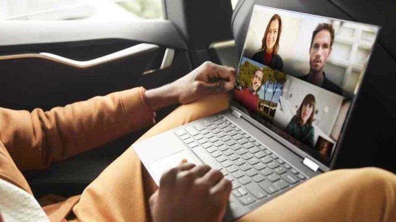 Lenovo Flex 5G world's first 5G laptop, 4 gigabits per second