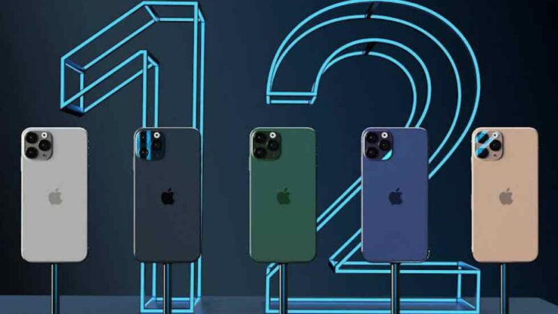 Apple iPhone 12 may do not include a charger with the mobile
