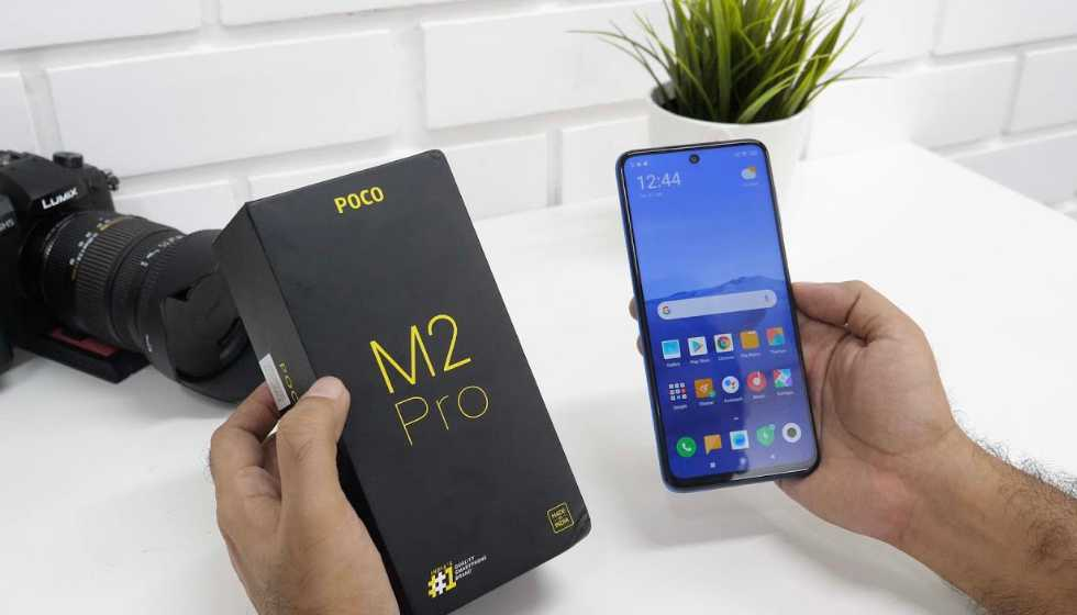 Poco M2 Pro announced with fast-charging battery and 48MP Quad camera