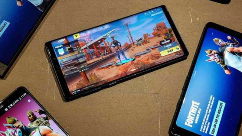 Apple has put Epic Fortnite on iOS on an indefinite pause