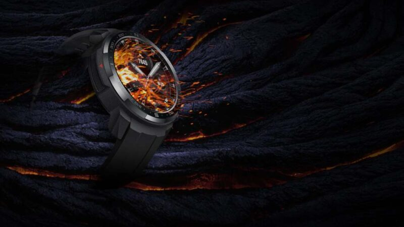 GS Pro ultra-rugged smartwatch of Honor a brand of Huawei