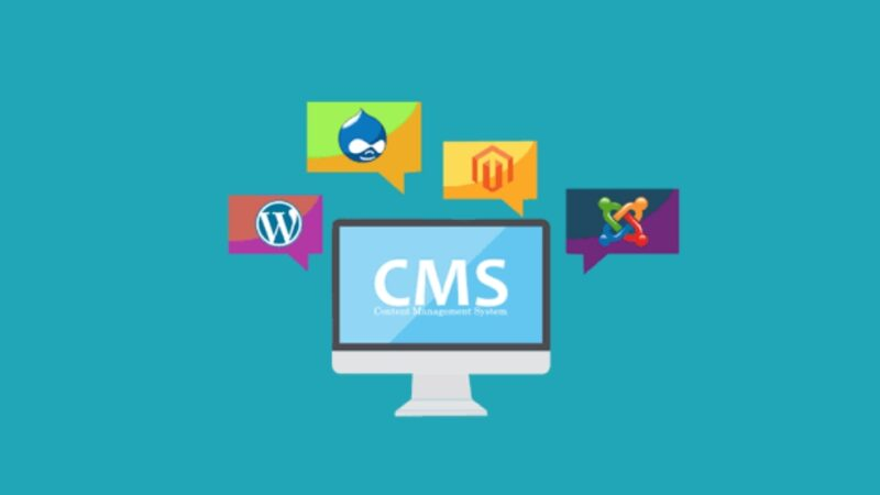CMS Softwares to create Websites in 2020 (Content Management System)