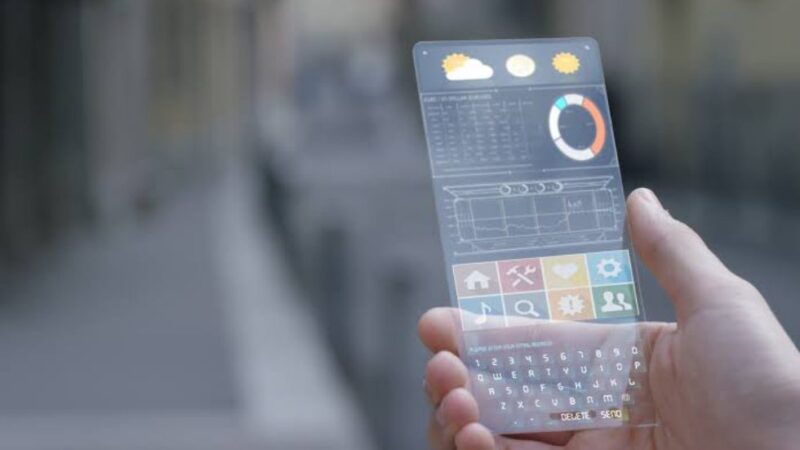 The latest trends in Mobile Technology in the year 2020.
