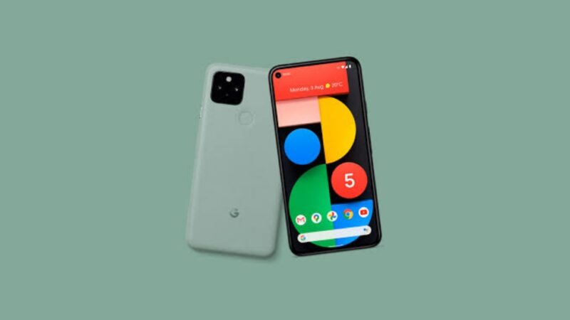 Google announces the Pixel 5 smartphone, know the specs & Availability