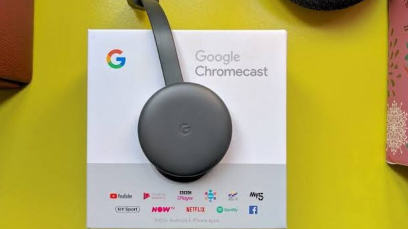 Google Chromecast for free if you pay for one month of YouTube TV