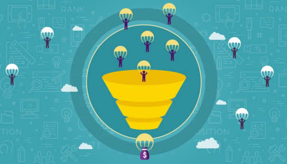 What is Digital Marketing funnel for business sales?