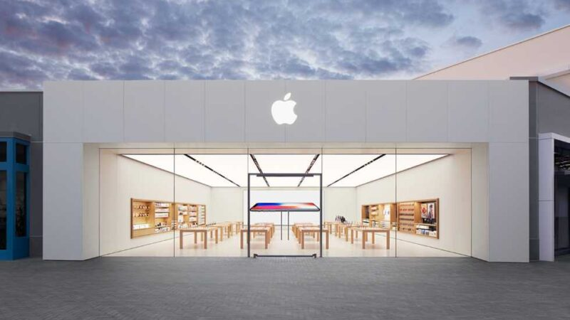 Apple is to ship devices from its stores, de-facto fulfillment centers