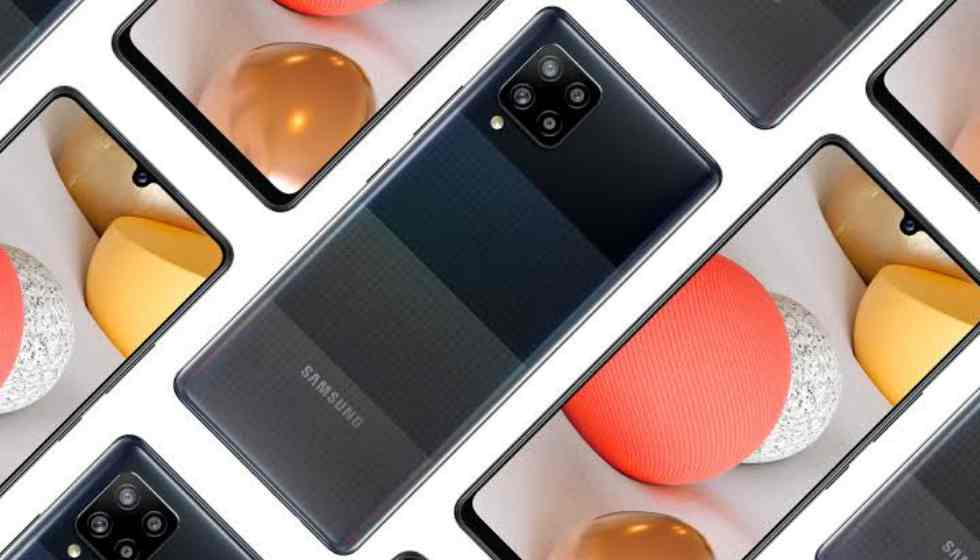 Samsung's latest phone Galaxy A42 5G a mid-range 5G phone