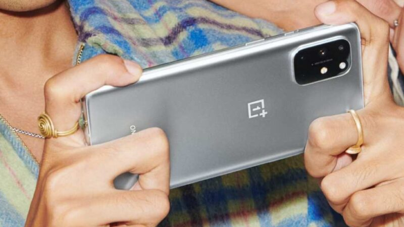 OnePlus 8T announced with 4,500mAh battery, 48-megapixel sensor