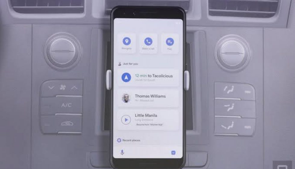 Google Assistant Driving Mode will be available soon on Android
