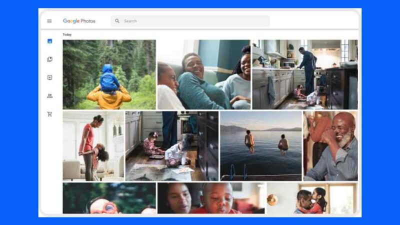 Google Photos new optional feature, AI by labelling images