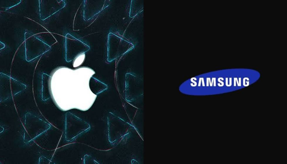 Apple overtook Samsung in phone sales for the first time since 2016