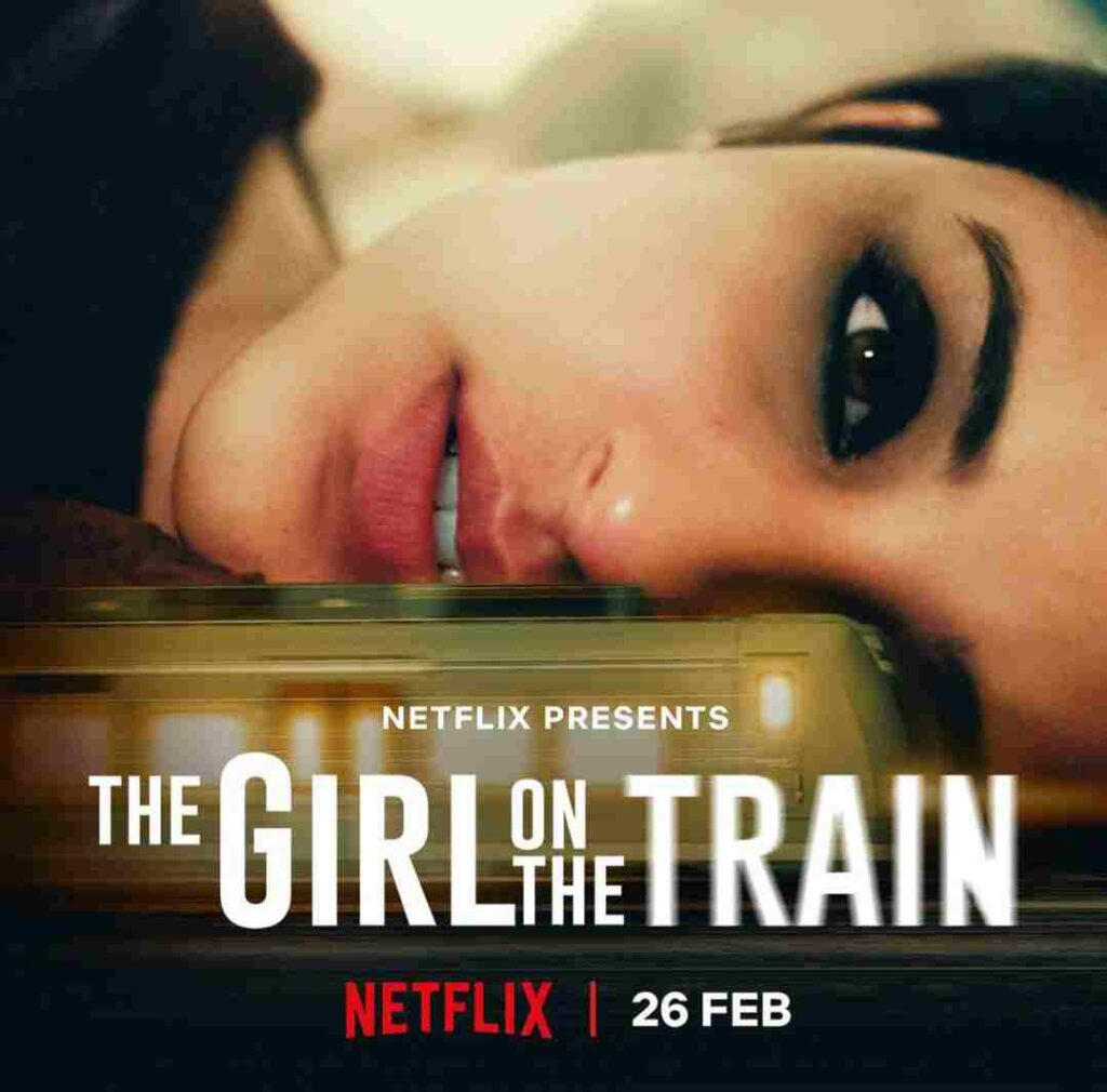 The Girl on the Train watch online