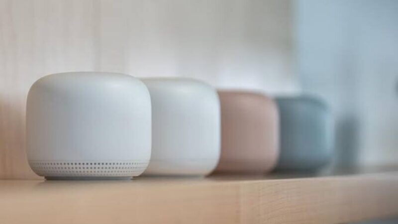 Google Wi-Fi router management is moving into the Home app of Google