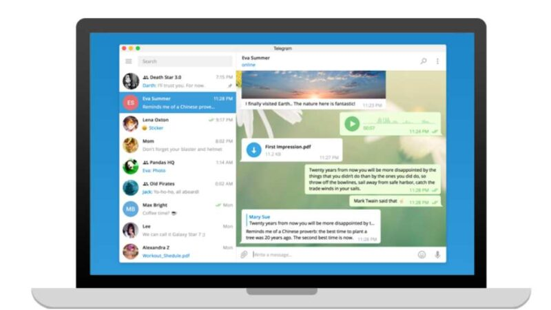 Telegram launches two web apps, Telegram WebK and the Telegram WebZ