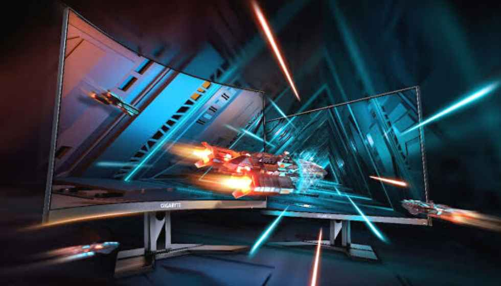 Gaming Monitors launching by Gigabyte with HDMI 2.1 and TV sizes