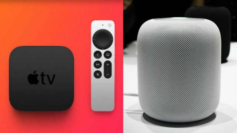 Apple latest TV lets you play any TV audio by a Homepod speaker