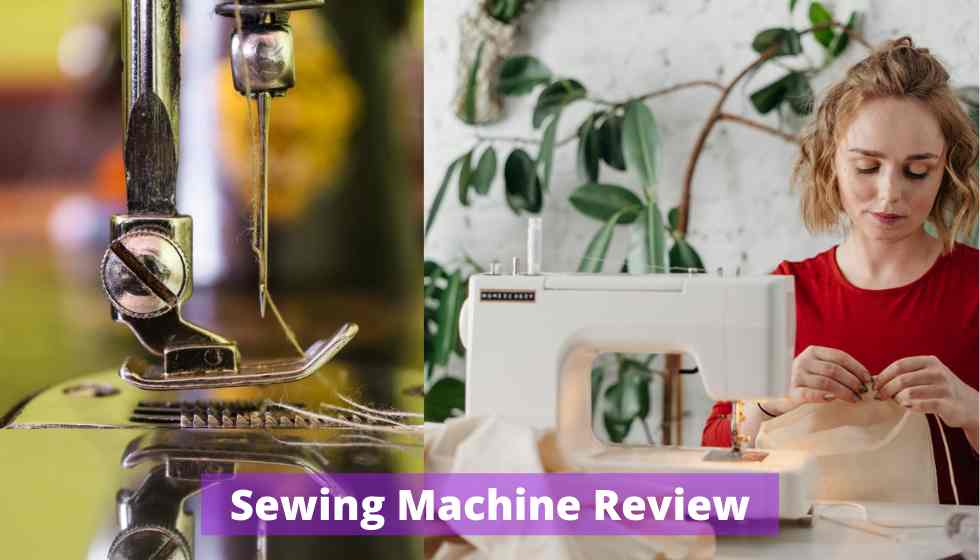 Buy JUKI DNU-1541 Industrial & Home Purpose Sewing Machine Review 2021