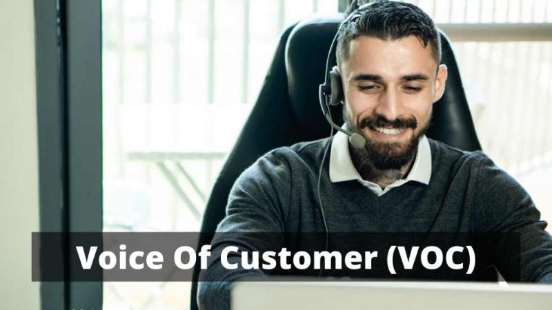 How to Create A Successful Voice Of Customer (VOC) Strategy?
