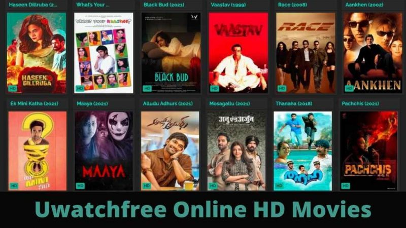 Uwatchfree Online Movies 2021| Uwatchfree movies and Web Series